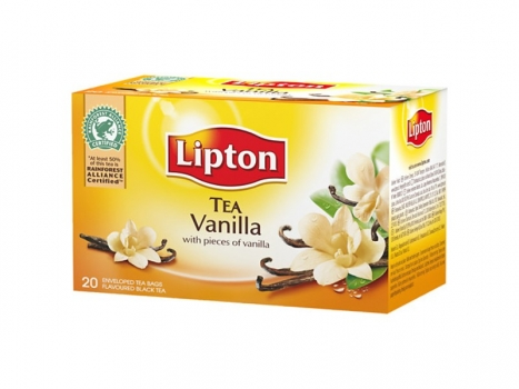Lipton Vanilla tea 20-pack 36g