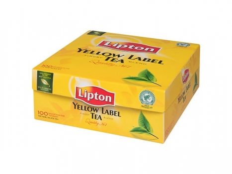 Lipton Yellow Label Tea 100-pack 200g