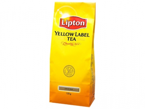 Lipton Yellow Label Tea 150g