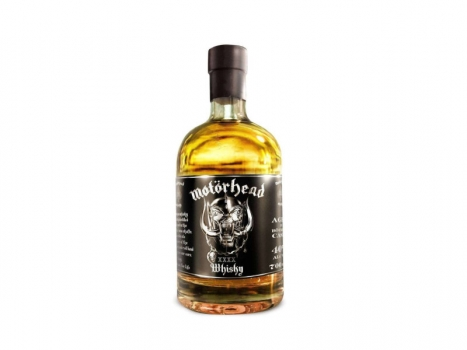 Mackmyra Motörhead Whisky 700ml