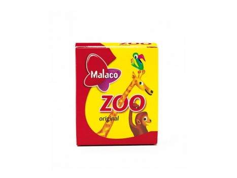 Malaco Zoo Tablettask 20g