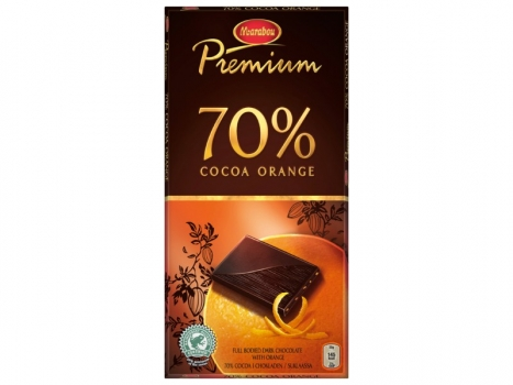 Marabou Premium Dark Orange 70% 100g