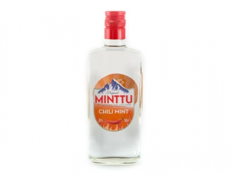 Minttu Chili Pfefferminz 500ml