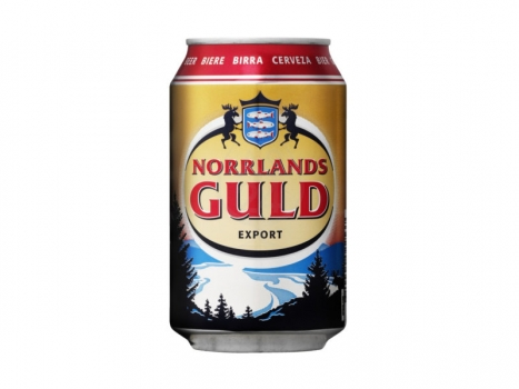 Norrlands Guld Export 5,3% 24x330ml