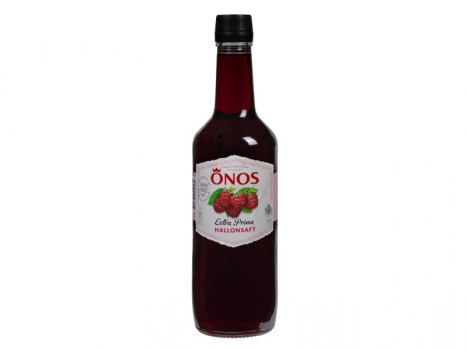 Önos Hallonsaft 580ml