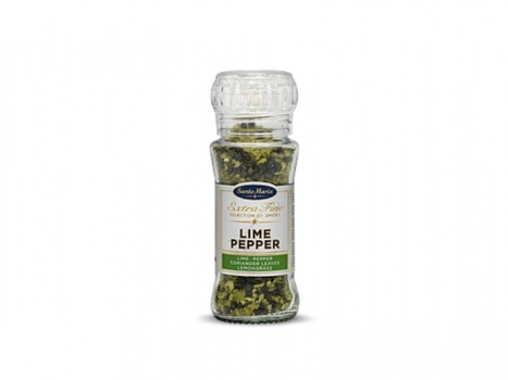 Santa Maria Lime Pepper 68g