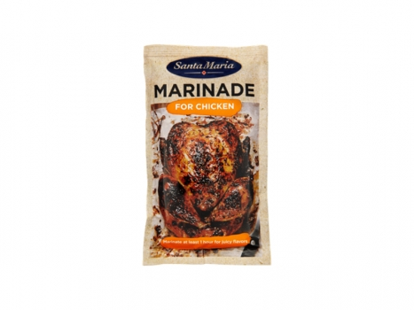 Santa Maria BBQ Marinade for Chicken 75g