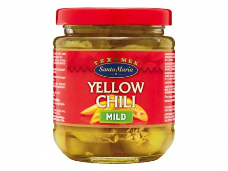 Santa Maria Tex Mex Yellow Chili 215g