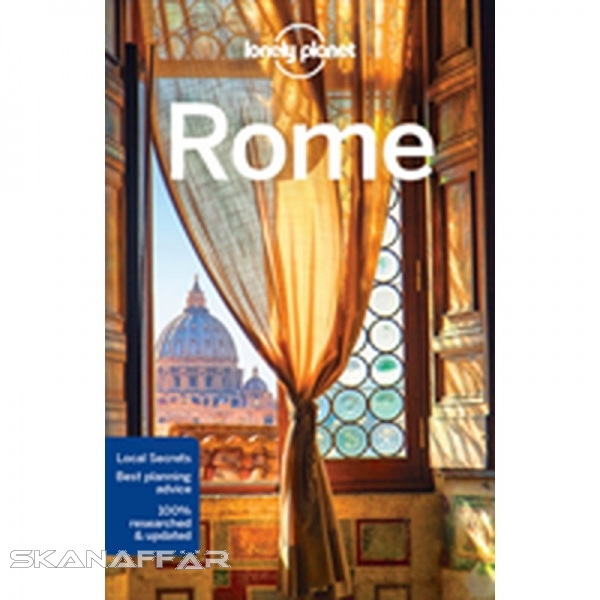 Rome LP, Buch, Lonely Planet Rome is your passport to the most relevant, up-to-date advice on what to see and skip, and what hidden discoveries await you.