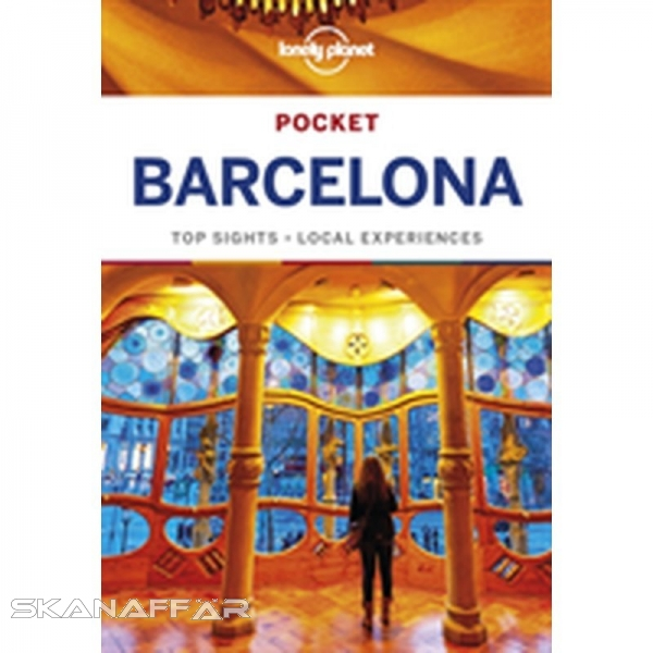 Pocket Barcelona LP, Buch, Wander along La Rambla and through the lanes of the Barri Gotic, marvel at the detail of La Sagrada Familia, and sip cava and sample endless varieties of tapas - all with your trusted travel companion.