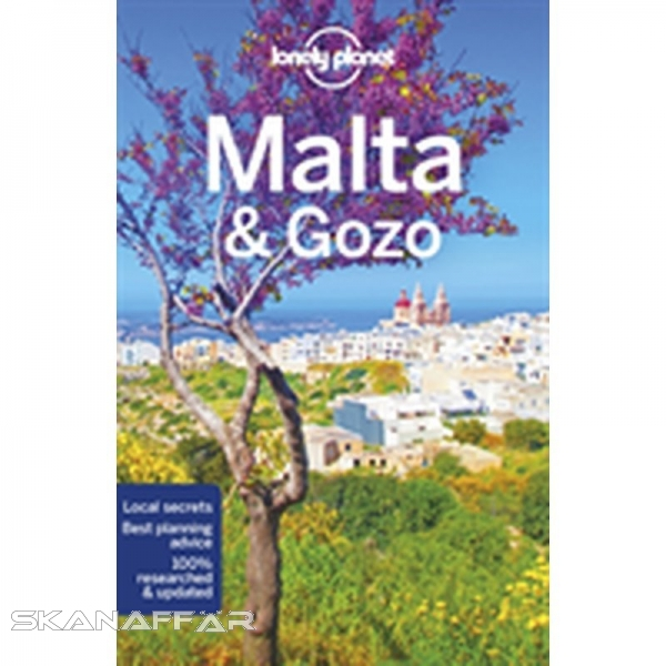 Malta & Gozo LP, Buch, Wander prehistoric temples, fossil-studded cliffs and hidden coves; explore an underwater world with a scuba diving or snorkelling trip; and discover a history of remarkable intensity.