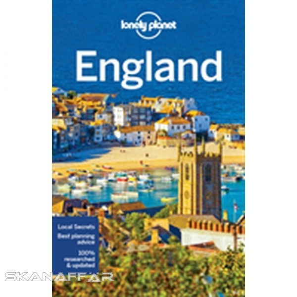 England LP, Buch, Ponder the mysteries of Stonehenge, visit Shakespeare's home town or take in a London show; all with your trusted travel companion.
