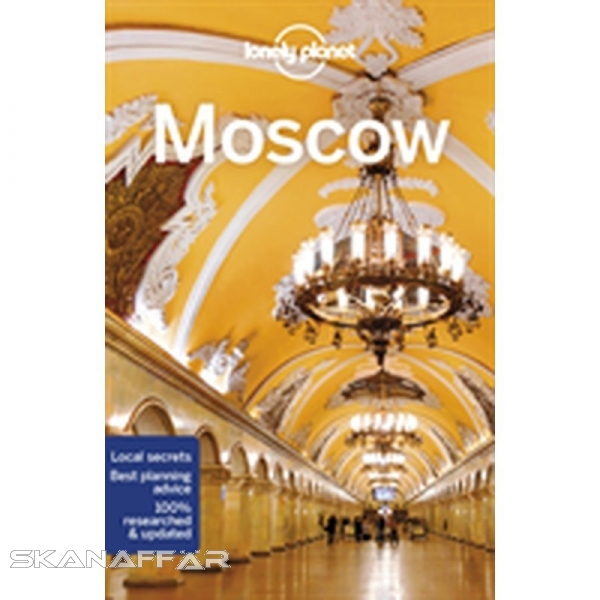 Moscow LP, Buch, Lonely Planet Moscow is your passport to the most relevant, up-to-date advice on what to see and skip, and what hidden discoveries await you.