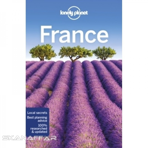 France LP, Buch, Lonely Planet: The world's number one travel guide publisher* Lonely Planet's France is your passport to the most relevant, up-to-date advice on what to see and skip, and what hidden discoveries await you.