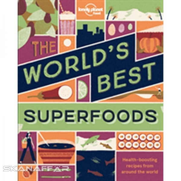 The World's Best Superfoods LP, Buch, Unlock the long-held secrets of health-boosting diets from every culture of the globe. Discover which super ingredients will boost your energy, stave off illness, reduce your chance of diseases, make your hair shine,