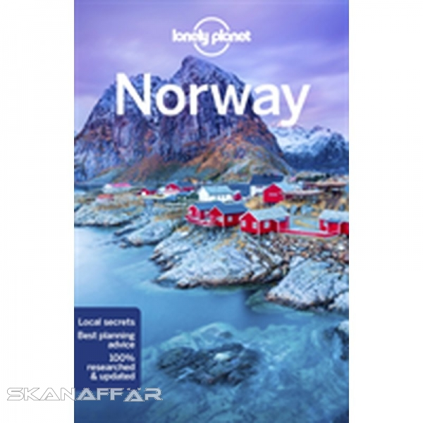 Norway LP, Buch, Visit Oslo; Norway's cultural capital, hike glacier-strewn high country, or simply hope to catch the elusive Northern Lights; all with your trusted travel companion.