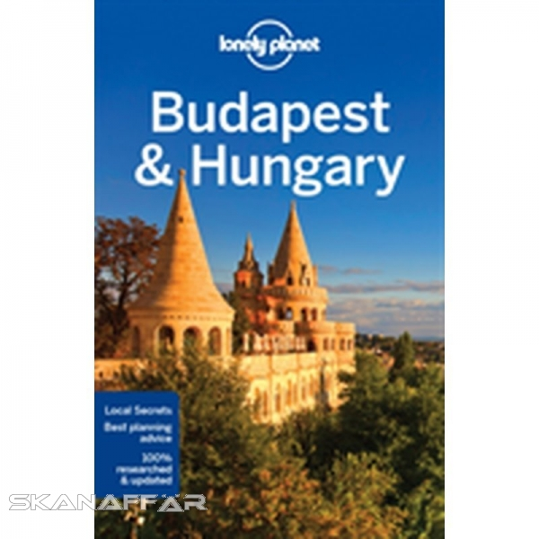Budapest & Hungary LP, Buch, Ogle sinuous Art Nouveau architecture in Budapest, take a cruise along the blue Danube, or see the dust fly at a cowboy show; all with your trusted travel companion.