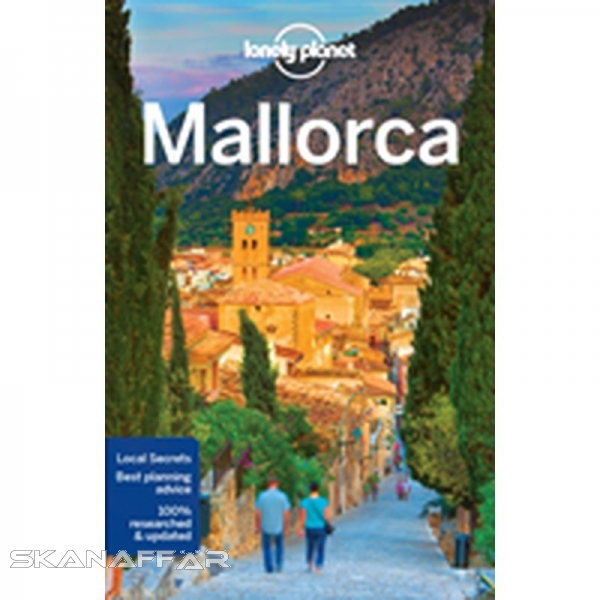 Mallorca LP, Buch, Take a scenic drive on the sinuous road to Sa Calobra, visit the isolated Platja des Coll Baix, or gaze in wonder at the Palma Catedral; all with your trusted travel companion.