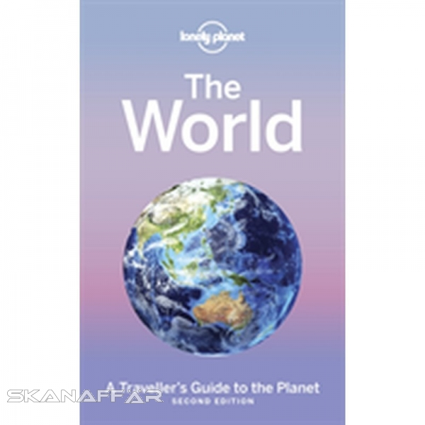 The World LP, Buch, A Traveller's Guide to the Planet. We've taken the highlights from the world's best guidebooks and put them together into one 900+ page whopper to create the ultimate guide to Earth.