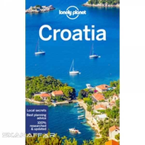 Croatia LP, Buch, Sail the island-speckled coastline, marvel at historic forts and mansions, and walk Dubrovnik's city walls - all with your trusted travel companion.