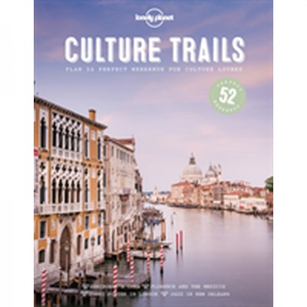 Culture Trails LP, Buch, Hemingway's Cuba, jazz in New Orleans, the Italian Renaissance: whether it's art, music, literature or cinema, there's something for everyone in this follow-up to Wine Trails and Food Trails.