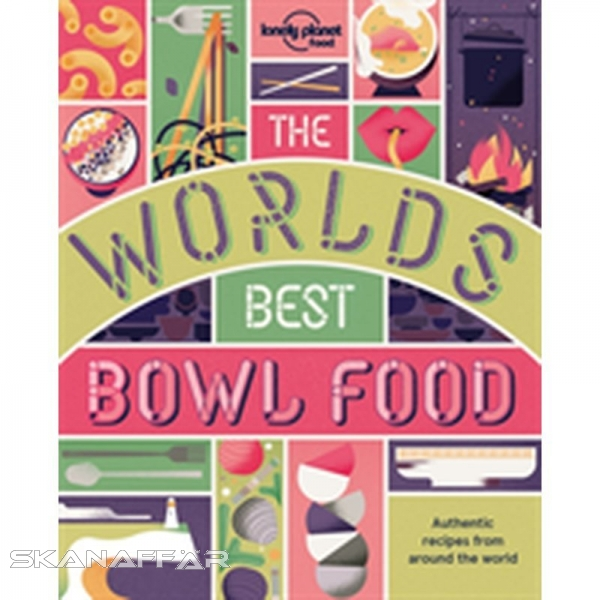 The World's Best Bowl Food LP, Buch, Hearty and healthy, bowl food is very hip right now. We've selected 100 of the most authentic and delicious dishes from around the world and tell you how to make them.
