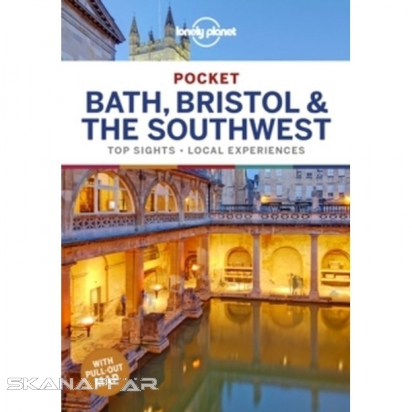 Pocket Bath, Bristol & the Southwest LP, Buch, Take in the beautiful views from Bath's majestic Royal Crescent, go on a street art and music tour in Bristol, and explore sleepy Somerset villages - all with your trusted travel companion.