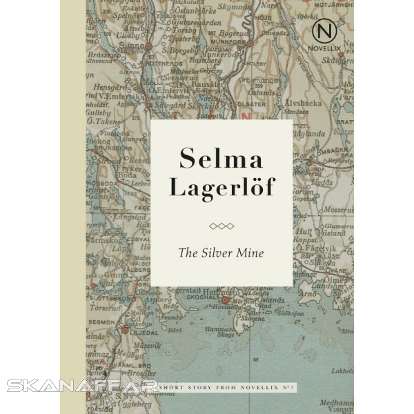 The Silver Mine, Buch, The Silver Mine is one of four books with short stories by Sweden's most beloved authors: Astrid Lindgren, August Strindberg, Selma Lagerlöf and Stig Dagerman. A quartet of classic Swedish literature!