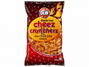 OLW Cheez Cruncherz flamin`hot 225g